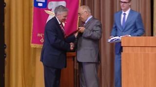 В Московском университете отмечают двойной юбилей