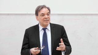 Лекция Паскаля Коши «L'historien peut-il analyser un événement en cours? L'exemple «Gilets jaunes»»