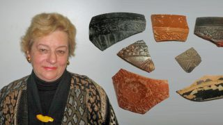 Исследование городища «Чайка» и античной каменоломни в 2019 году