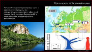 Новости археологии с Владиславом Житенёвым (3 лекция)